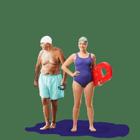 prescription activités physiques aquatiques