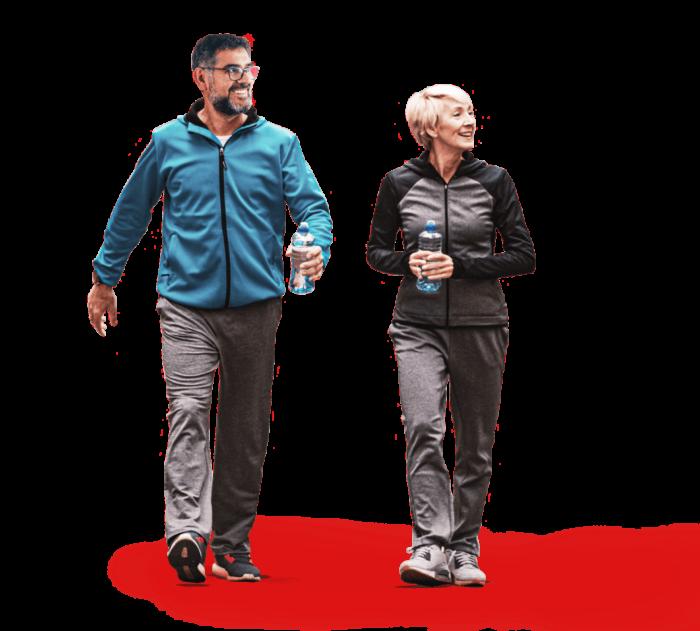 Activité physique, mode de vie actif, rejoignez le mouvement